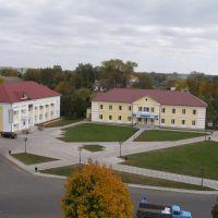 Фабричная площадь, Корюковка