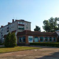 Тренажерний зал «Олімп», Корюковка