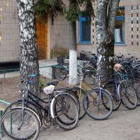 Парковка транспорту медиків, Куликовка