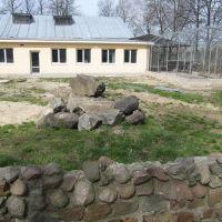 Новобудова в зоопарку, 2013 р., Мена