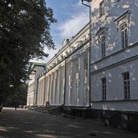 Университет(бывшая гимназия здание построено в 1805 - 1817), Нежин