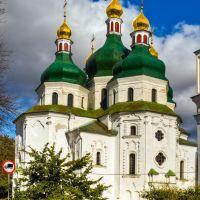 Николаевский Собор, 1658-68 гг., Нежин