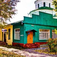 Торговые ряды Николаевского собора, Нежин