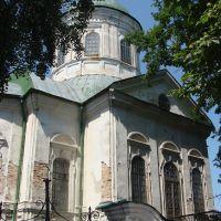 Нежин. Церковь Иоанна Богослова. Украинское барокко. 1752г., Нежин