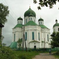 Old cathedral, Новгород Северский