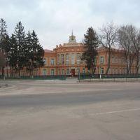Новгород-северская гимназия, Новгород Северский