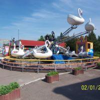 Центральная площадь, Новгород Северский