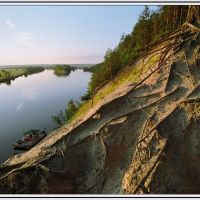 Десна-красавица., Новгород Северский
