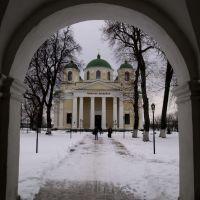 Monastery in Novgorod-Siversky, Новгород Северский