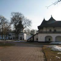 Спасо-Преображенский монастырь XI-XIX вв., Новгород Северский