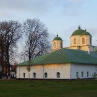 Спасо-Преображенский монастырь, Новгород Северский