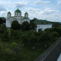 Музей-заповідник зі східної вежі, Новгород Северский