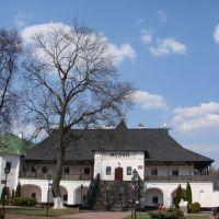A Museum of the monastery., Новгород Северский