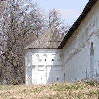 Western tower, Новгород Северский