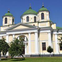 Новгород-Северский. Спасо-Преображенский монастырь, Новгород Северский