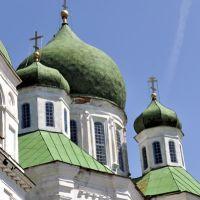 Новгород-Северский. Успенский собор, Новгород Северский