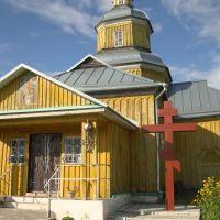 Новгород-Северский. Николаевская церковь, Новгород Северский