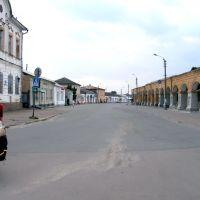 Старий центр міста, Новгород Северский