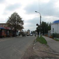 Вул. Суворова, Носовка