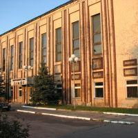 Спорткомплекс, Носовка