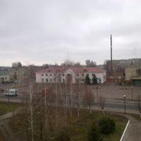 Центральний майдан, Носовка
