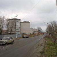 вул. Вокзальна, Носовка