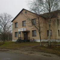 Бібліотека, Носовка