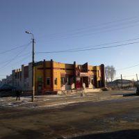 Торгівельно-розважальний центр, Носовка