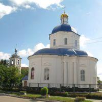 Свято-Троїцький храм (1765), УПЦ (МП), Носовка
