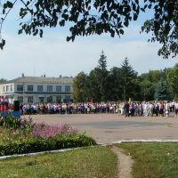 День визволення в Сосниці, Сосница