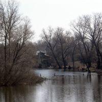 river Ubed, Сосница