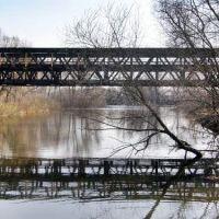 Мост через р. Убедь, Сосница