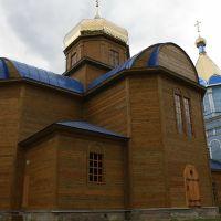 Покровская церковь, Сосница