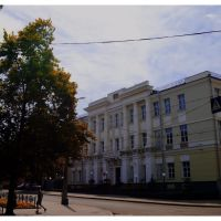 Chernihiv branch of National Bank, Чернигов