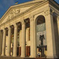 Черниговский областной музыкально-драматический театр, Чернигов