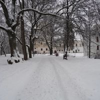 Chernihiv Detinets winter, Чернигов