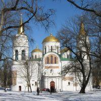 Спасо-Преображенский собор. Начало марта 2011 года, Чернигов