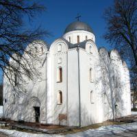 Борисоглебский собор, Чернигов