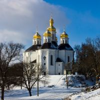 Екатерининская церковь/Ekaterininskaya church, Чернигов
