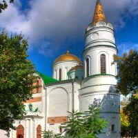 Спасо-Преображенский собор/The Saviour Cathedral, Чернигов