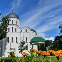 Chernihiv. SS Borys and Hlib Cathedral (erected 1120-1123), Чернигов