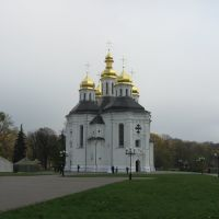 Екатерининская церковь в Чернигове, Чернигов