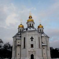 Catherines Church, Chernihiv, Ukraine, Чернигов