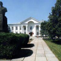 Адміністрацыйны будынак. Administration building, Щорс