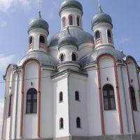 Центральный храм монастыря, Вашковцы