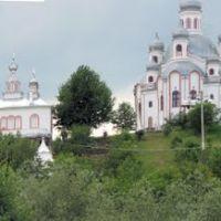 """панорама """"монастырь Святой Анны"""", Вашковцы"""