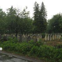єврейське кладовище, Вашковцы