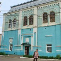 Главная синагога в Вижнице. 1826 г. Ныне - дом культуры., Вижница