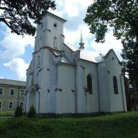Kosciol katolicki, Вижница