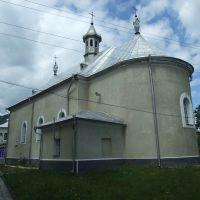 Cerkiew, Вижница